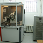 X-ray Diffractometer, D8 ADVANCE type (BRUKER-AXS)