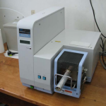 Thermogravimetric/Differential Thermal Analysis (TG/DTA) equipment (Perkin Elmer)