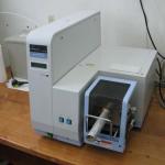 Thermogravimetric/Differential Thermal Analysis (TG/DTA) equipment (Perkin Elmer)