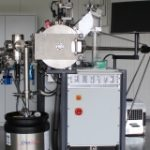 Matrix assisted pulsed laser evaporation installation – MAPLE