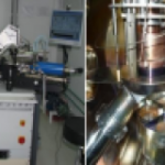 Pulsed Laser Deposition (PLD) Workstation for thin layer deposition, fitted with in-situ Reflection High Energy Electron Diffraction (RHEED) analysis system (Surface)
