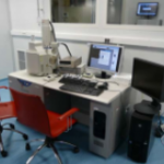 Scanning Electron Microscope S-3400 N (Hitachi) with Quantum Elphy Nanolithography System and Laser Interferometer Ultra Precision Positioning Strage (Raith)