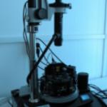 Scanning Microscopy Station SPM (NT-MDT)