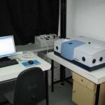 FTIR Spectrophotometer Vertex 70 ( Bruker )